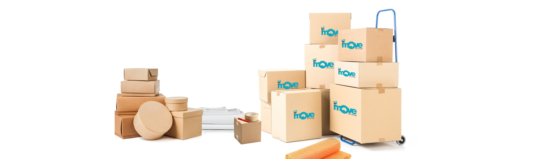Smithfield Packing Supply Services : Boxes and packing material imove group